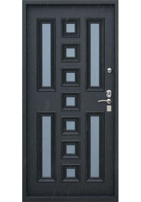 Дверь Сервис, Входная стальная дверь - внутренняя сторона