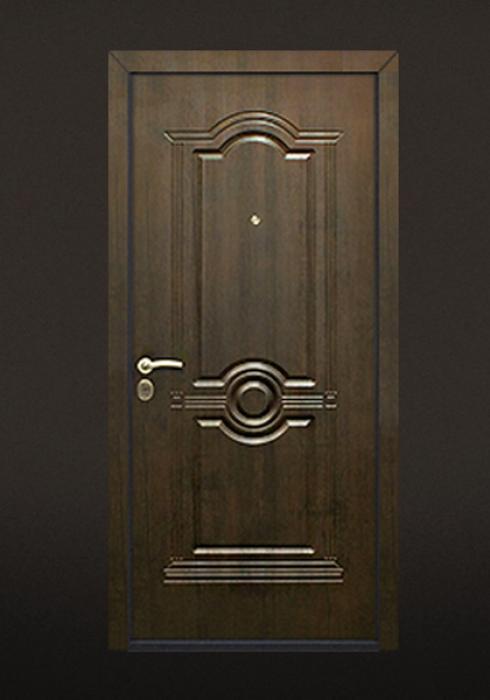 Стальной Портье, Входная стальная дверь бизнес-класса