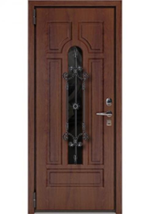 AMANIT, Входная стальная дверь D 03 - наружная сторона  AMANIT