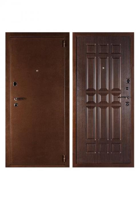 Форпост, Входная стальная дверь Дельта-Венге