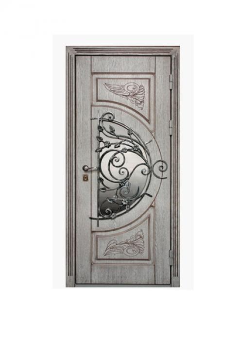 Стальной Портье, Входная стальная дверь для загородного дома