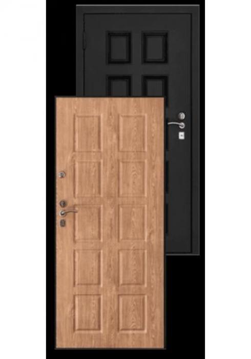 Dora, Входная стальная дверь DORA-Европа с филенчатым рисунком