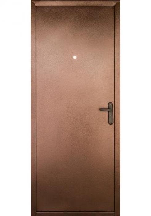 Меги, Входная стальная дверь ДС 164 - внутренняя сторона