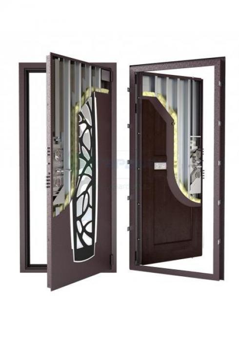 Гардиан, Входная стальная дверь ДС 3У Гардиан