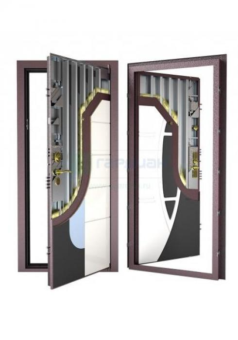 Гардиан, Входная стальная дверь ДС 8У Гардиан