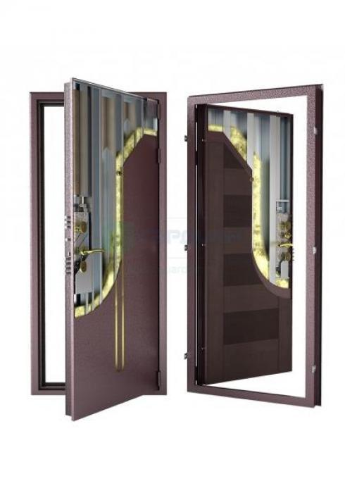 Гардиан, Входная стальная дверь ДС 9 Гардиан