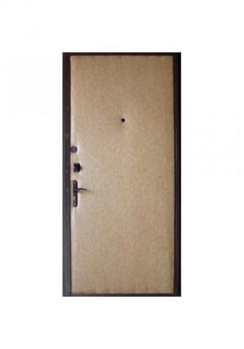 Вландр, Входная стальная дверь Эконом 16