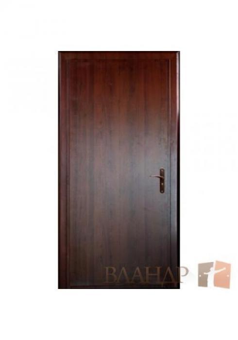 Вландр, Входная стальная дверь фактуры дерева 6-Д