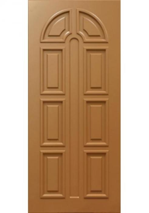 Авес, Входная стальная дверь фрезеровка со штапиком Авес