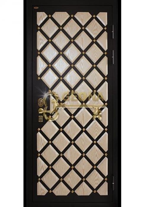 Geona, Входная стальная дверь Граф