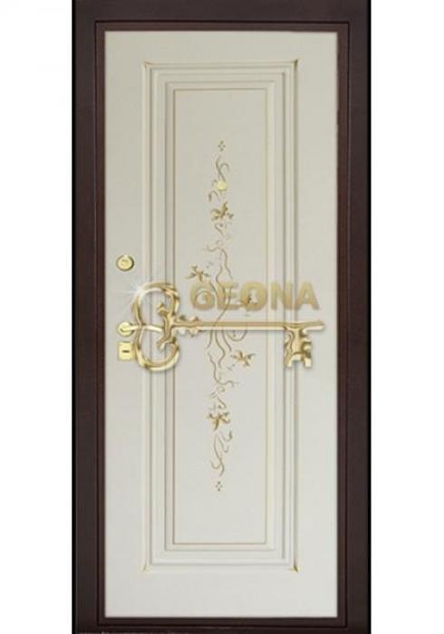 Geona, Входная стальная дверь Гранит - внутренняя сторона