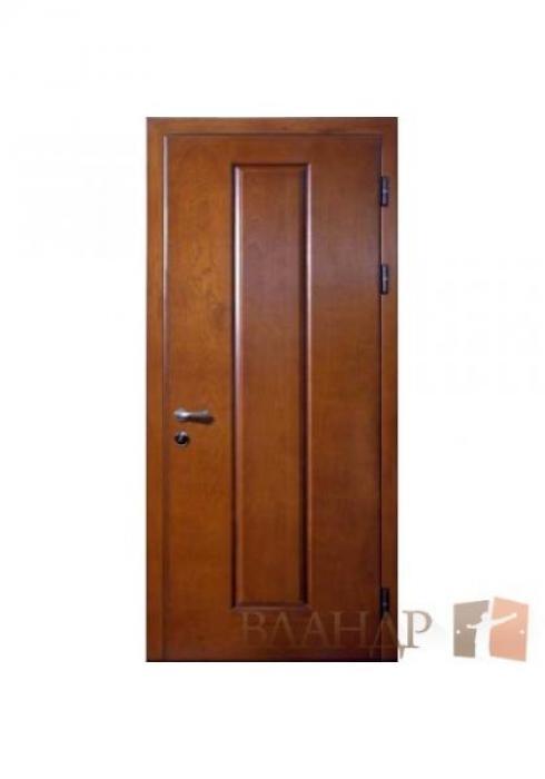 Вландр, Входная стальная дверь из массива дуба 1
