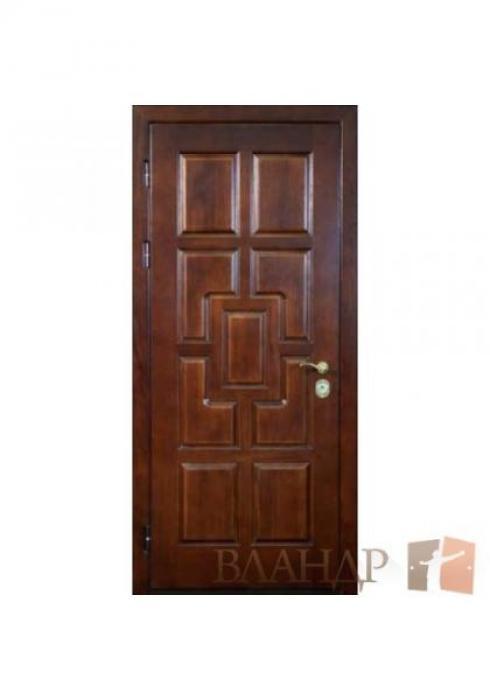 Вландр, Входная стальная дверь из массива дуба 10