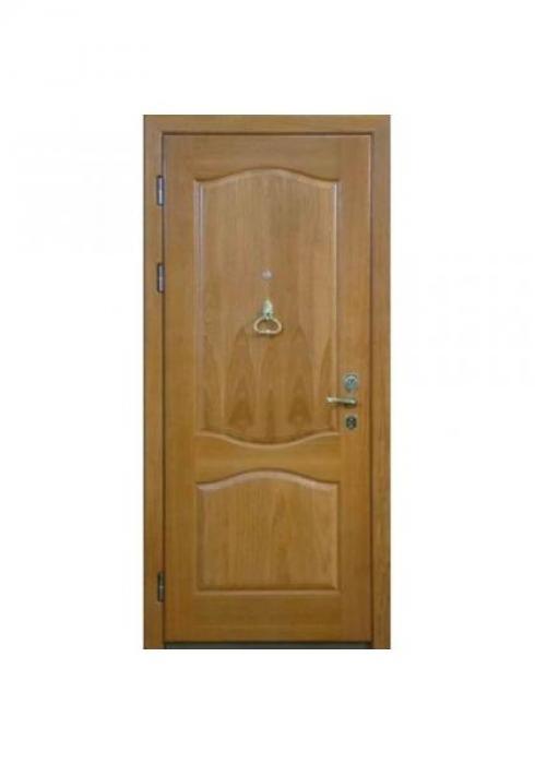 Вландр, Входная стальная дверь из массива дуба 14