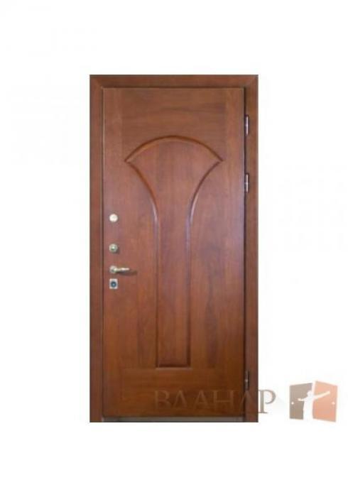 Вландр, Входная стальная дверь из массива дуба 16