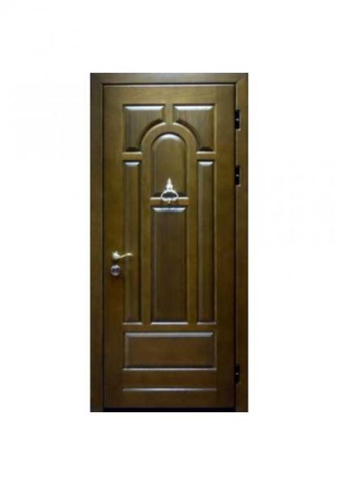 Вландр, Входная стальная дверь из массива дуба 23