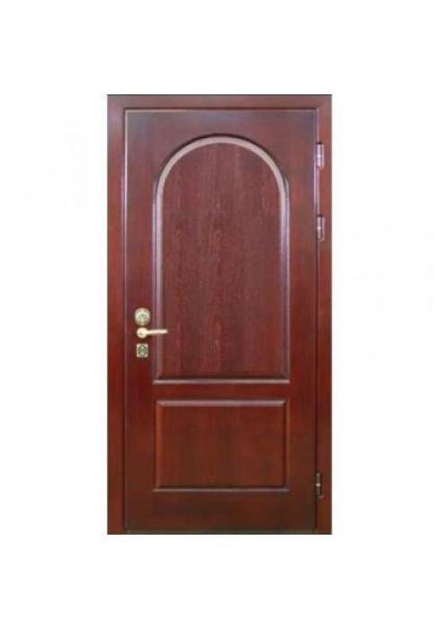 Вландр, Входная стальная дверь из массива дуба 25