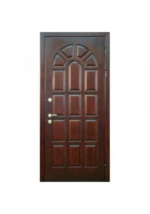 Вландр, Входная стальная дверь из массива дуба 27