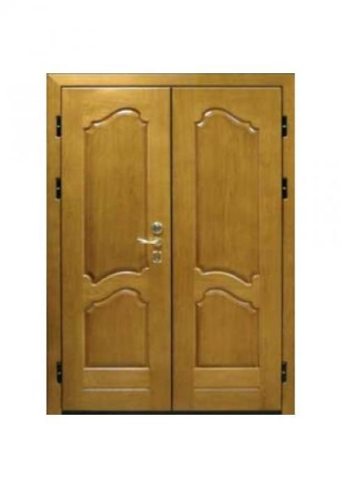 Вландр, Входная стальная дверь из массива дуба 29