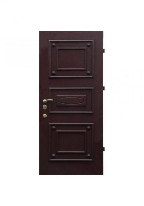 Вландр, Входная стальная дверь из массива дуба 32