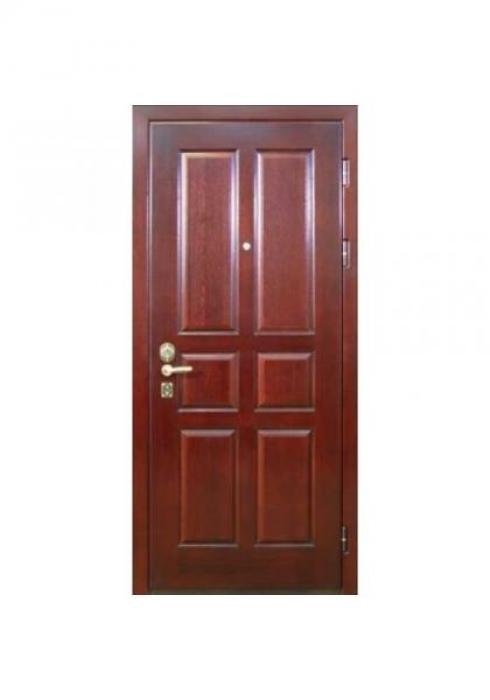 Вландр, Входная стальная дверь из массива дуба 4