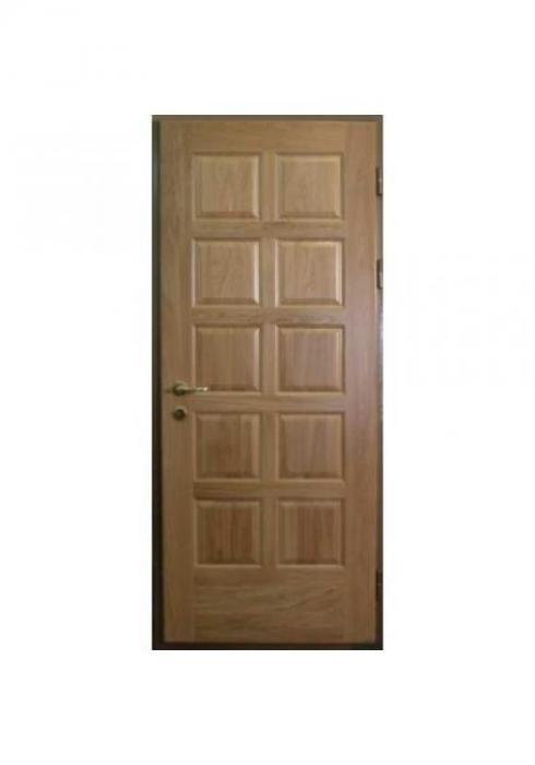 Вландр, Входная стальная дверь из массива дуба 5