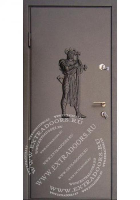 Exstradoors, Входная стальная дверь Ковка