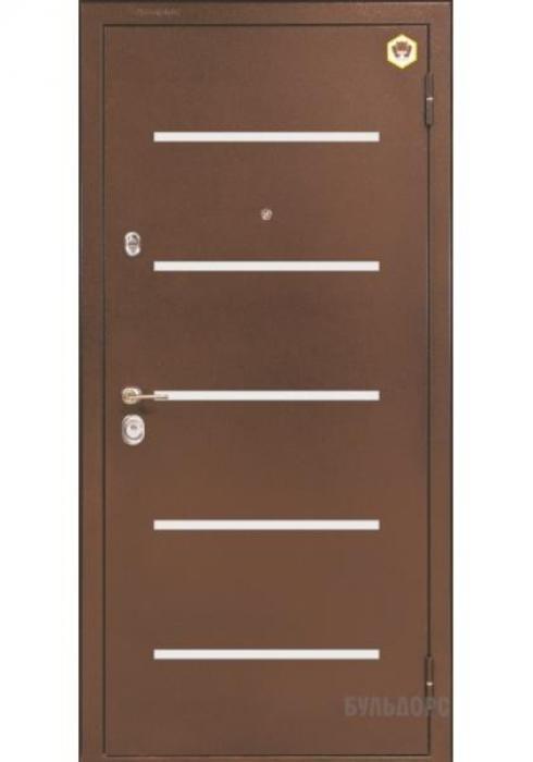 Бульдорс, Входная стальная дверь Lazer 24 - наружная сторона