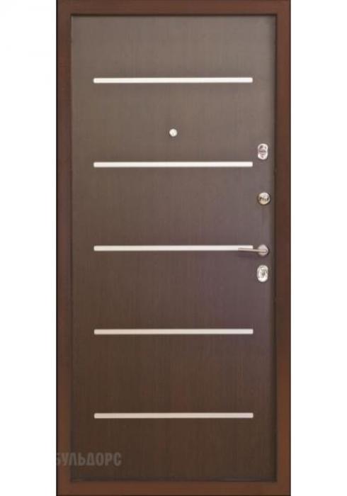Бульдорс, Входная стальная дверь Lazer 24 - внутренняя сторона