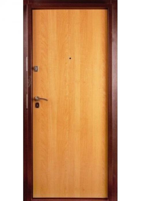 Вертикаль, Входная стальная дверь Лира -внутренняя сторона