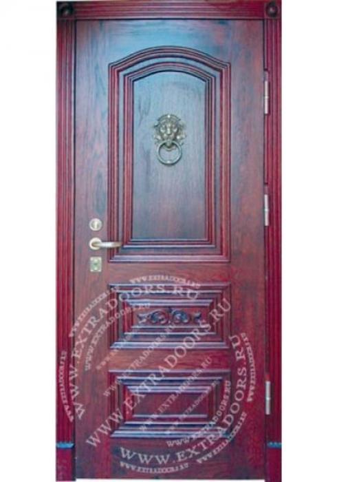 ЭКСТРАДОРС, Входная стальная дверь Массив дуба
