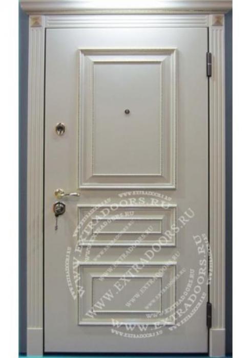 Exstradoors, Входная стальная дверь Массив дуба