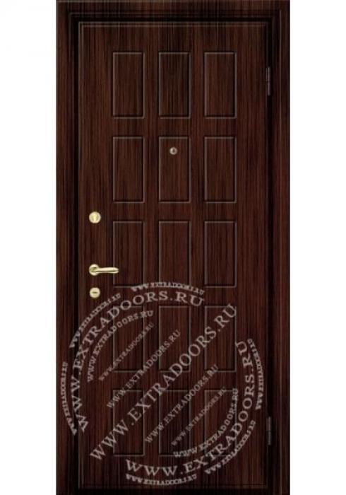 ЭКСТРАДОРС, Входная стальная дверь МДФ -шпон, ПВХ