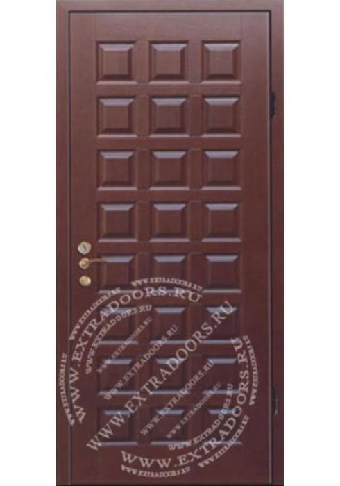 Exstradoors, Входная стальная дверь МДФ -шпон, ПВХ