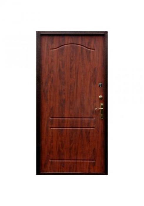 Вландр, Входная стальная дверь МДФ 17