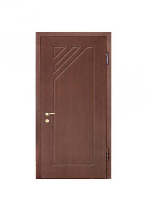 Вландр, Входная стальная дверь МДФ 2