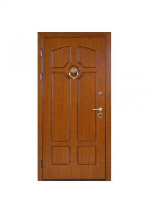 Вландр, Входная стальная дверь МДФ 24