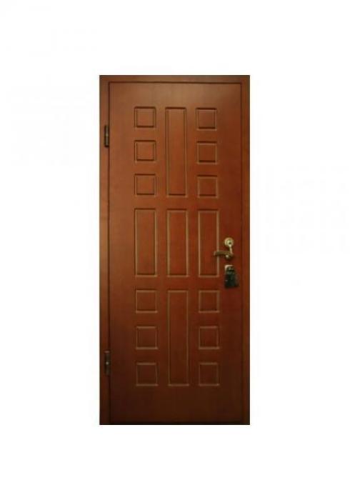 Вландр, Входная стальная дверь МДФ 36