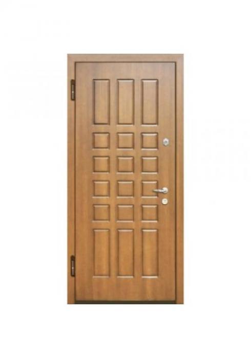 Вландр, Входная стальная дверь МДФ 39