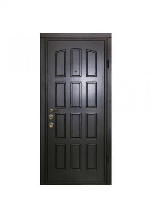 Вландр, Входная стальная дверь МДФ 40