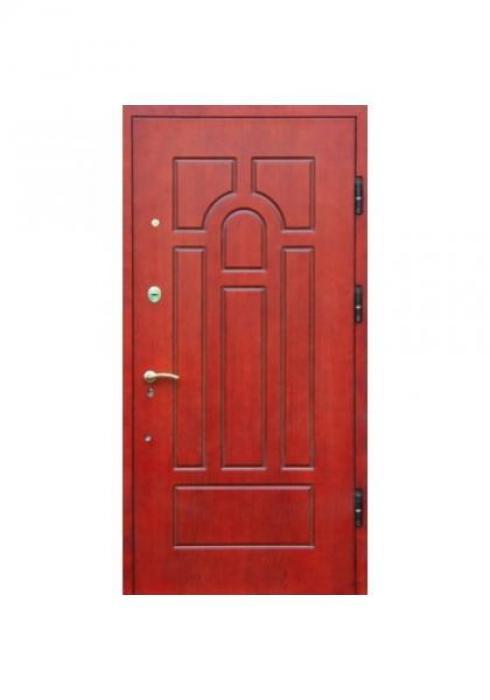 Вландр, Входная стальная дверь МДФ 46