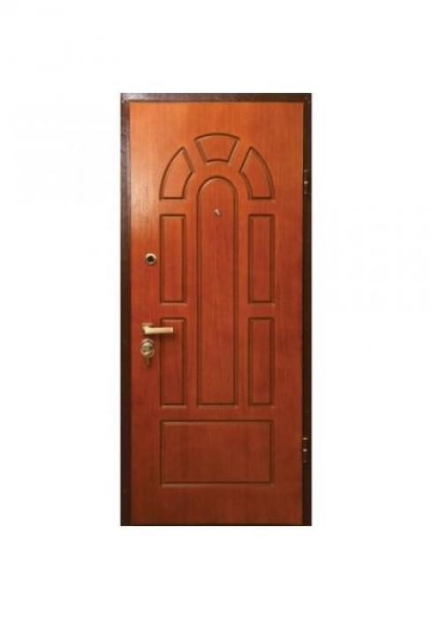 Вландр, Входная стальная дверь МДФ 52