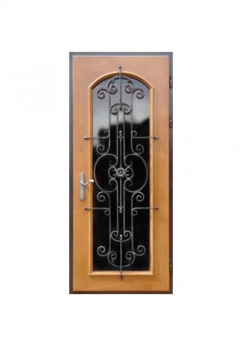 Вландр, Входная стальная дверь МДФ 66