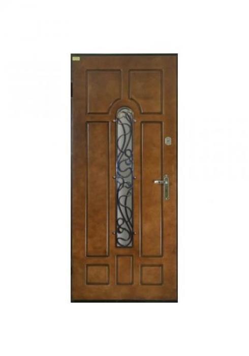 Вландр, Входная стальная дверь МДФ 70