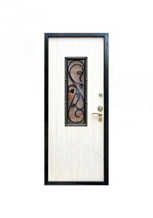 Вландр, Входная стальная дверь МДФ 72