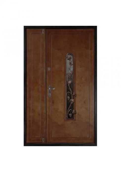 Вландр, Входная стальная дверь МДФ 80