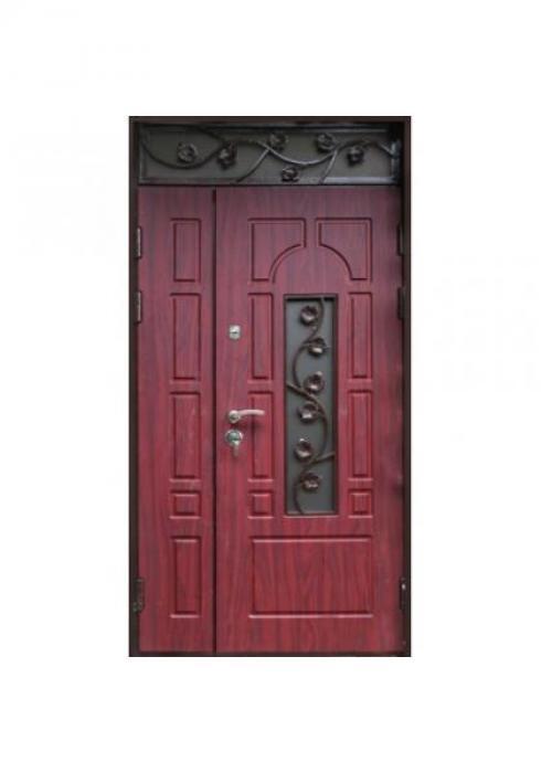 Вландр, Входная стальная дверь МДФ 83