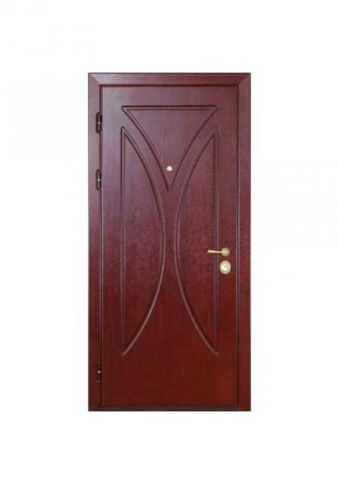 Вландр, Входная стальная дверь МДФ 9