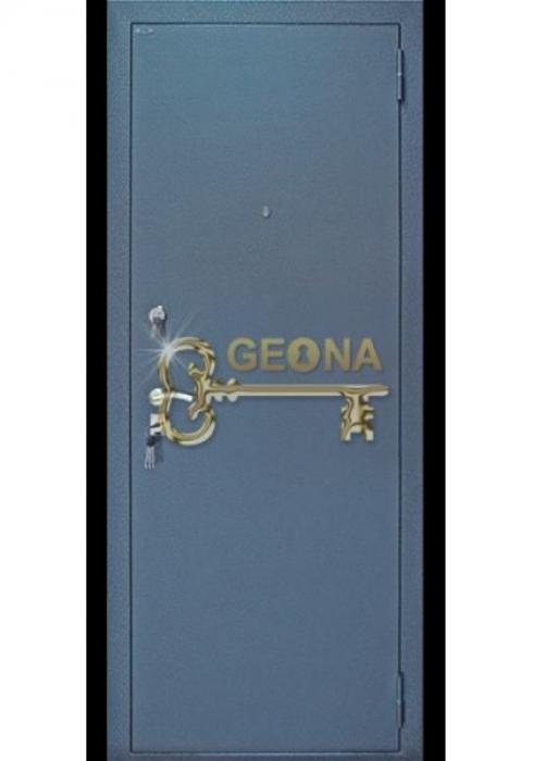 Geona, Входная стальная дверь Премиум - наружная сторона