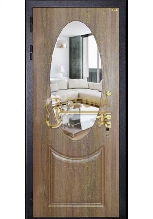 Geona, Входная стальная дверь Премиум - внутренняя сторона